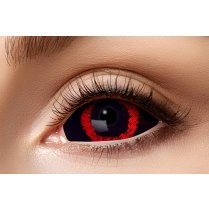 Festivalshop - 6-maandlenzen sclera red demon 22mm - FA41993
