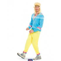 Festivalshop - 80′s Trainingspak Man Some Like it Hot - FO63363