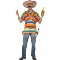 Festivalshop - Mexicaan Tequila Shooter - SM29233