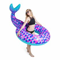Festivalshop - Opblaasbare Mermaid Tail Pool Float - BMPFMT