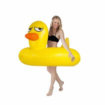 Festivalshop - Opblaasbare Rubber Duckie Pool Float - BMPFRD