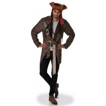 Festivalshop - Pirates of the Carribean Jack Sparrow - RF820520