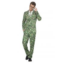 Festivalshop - Stand out suit kerst Brussels Sprout - SM41010